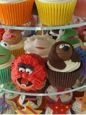 For your 'best' consideration:  Muppet cupcakes