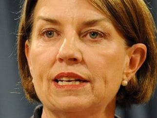 Anna Bligh - legend