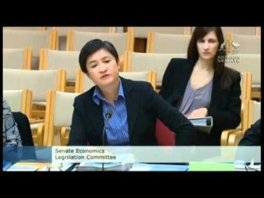 Penny Wong interview