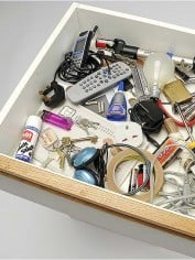 The third drawer