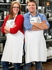 Michael and Kate Masterchef