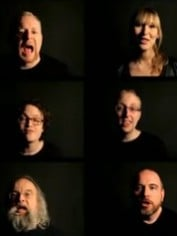 danish acapella vocal group
