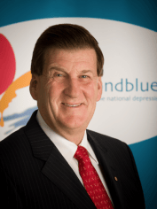 Former Victorian Premier and Beyondblue Chairman Jeff Kennett