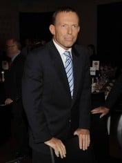 Tony Abbott at the National Press Club today