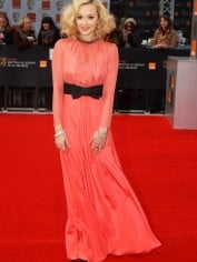 Orange British Academy Film Awards 2012 - Inside Arrivals
