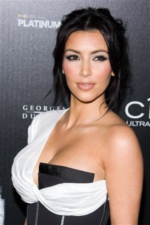 Is Kim Kardashian a woman to be admired?