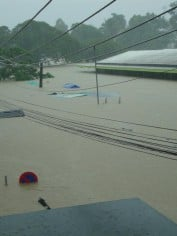 Floods in Fiji