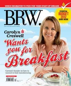 BRW Cover