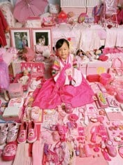 Pink for girls...