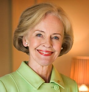 Former governor-general Dame Quentin Bryce .