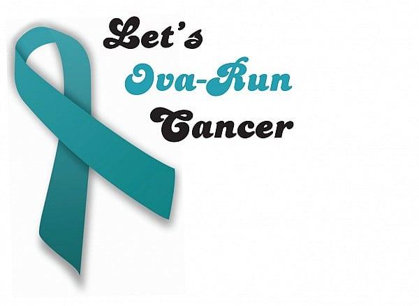 Let's Ova-Run Cancer
