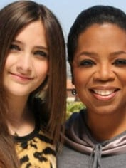 Oprah and Paris Jackson