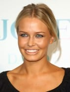 lara bingle arrest