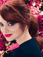 Emma Stone new hair