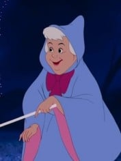 Fairy godmother, anyone?