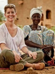 Natasha in Africa