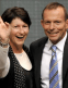 Margie and Tony Abbott