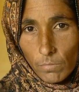 Mother Zaheen Zafar.
