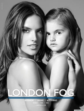 Alessandra with her 4 year old
