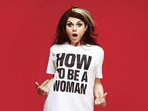 Author and feminist Caitlin Moran