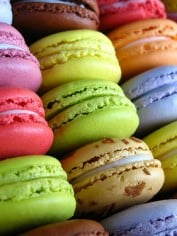 Macarons are SO LAST SEASON.