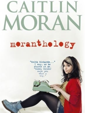 Caitlin's latest book, Moranthology