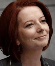 Gillard , Julia
