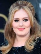 Adele won celebrity motherhood. Won it.
