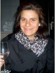 phoodie with wine glass