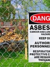 Australia has no systematic procedure for recording who has or may have been exposed to asbestos.