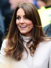 is Kate Middleton pregnant again