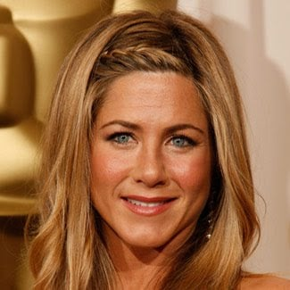 Actress Jennifer Aniston poses in the press room at the 81st Aca