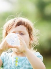 Bottled water has already caused tooth decay in kids.