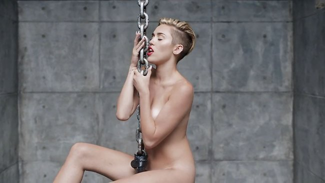 Miley Cyrus TIME Magazine Person of the Year