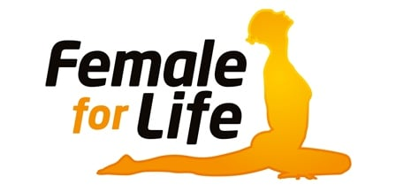 Female for life logo