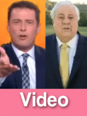 clive palmer today show