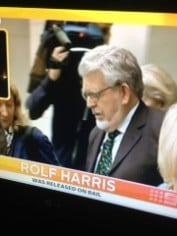 An Australian woman will testify against Rolf Harris this week