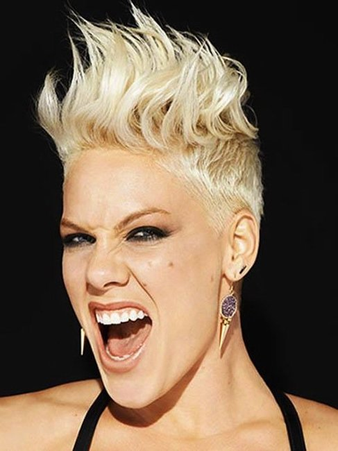 CELEB NEWS: Pics of Pink breastfeeding   shes tweeted it.