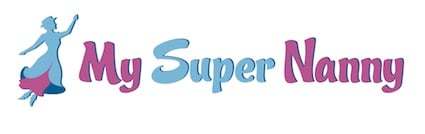 My Super Nanny Logo Competitions and giveaways