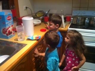 EasiYo - Making Yoghurt
