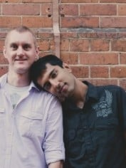 Ali Choudhry and Matthew Hynd