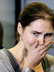 Amanda Knox guilty