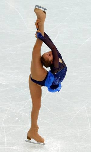 15 year old figure skater