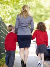competitive school mums
