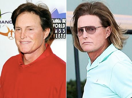 BRUCEBRUCE Is Bruce Jenner transitioning to become a woman?