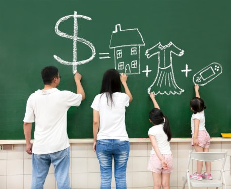 managing family finances