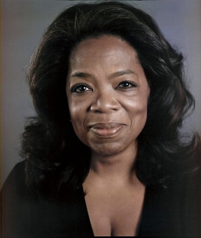 Oprah Winfrey Hollywood stars without makeup. Beautiful.