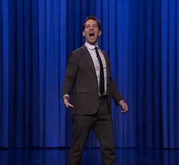 Paul Rudd lip synch battle