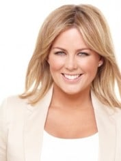 Sam Armytage attacked on air