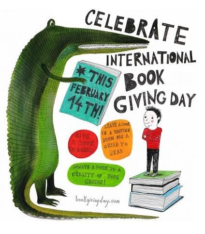 international book giving day 1